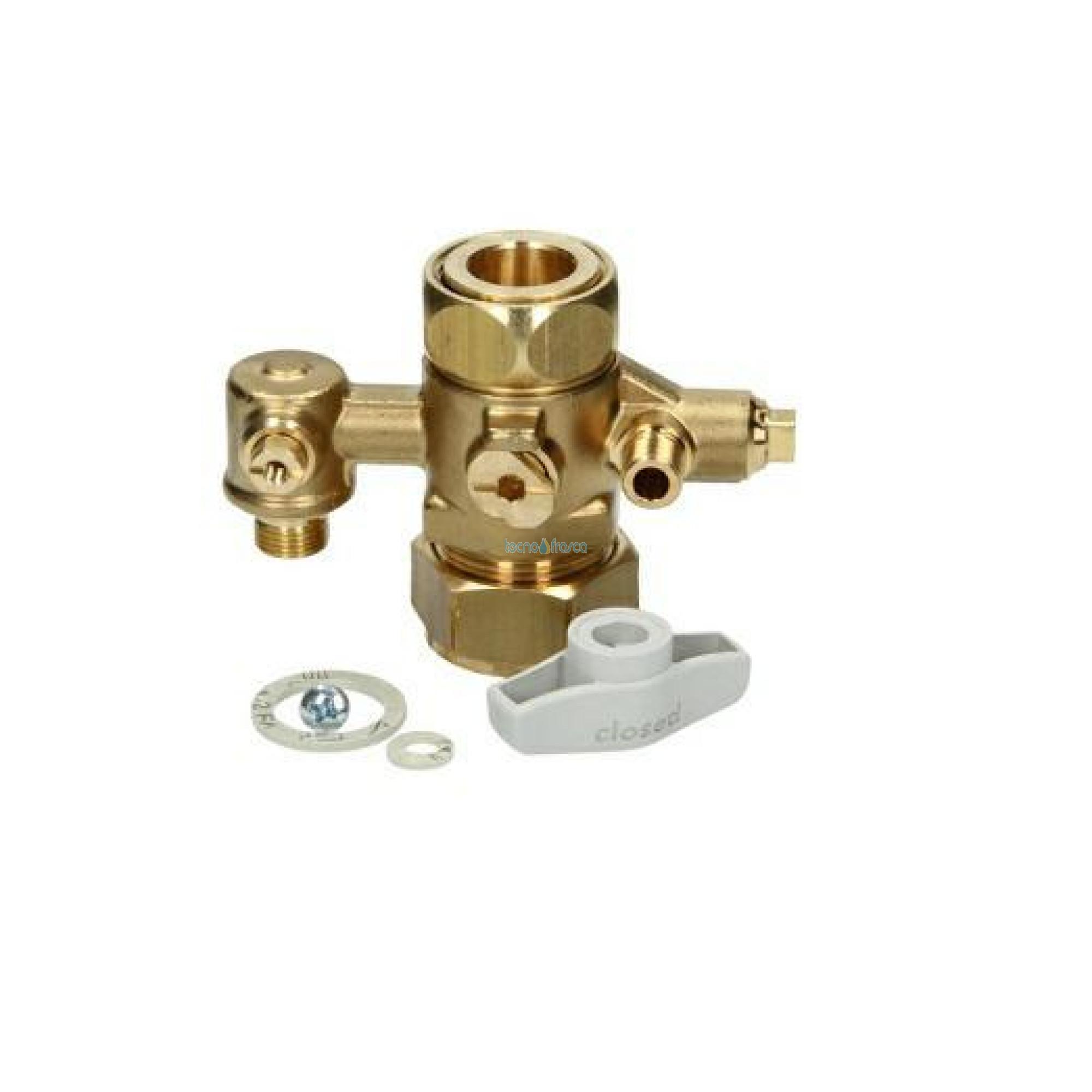 Vaillant rubinetto di raccordo 0020010291