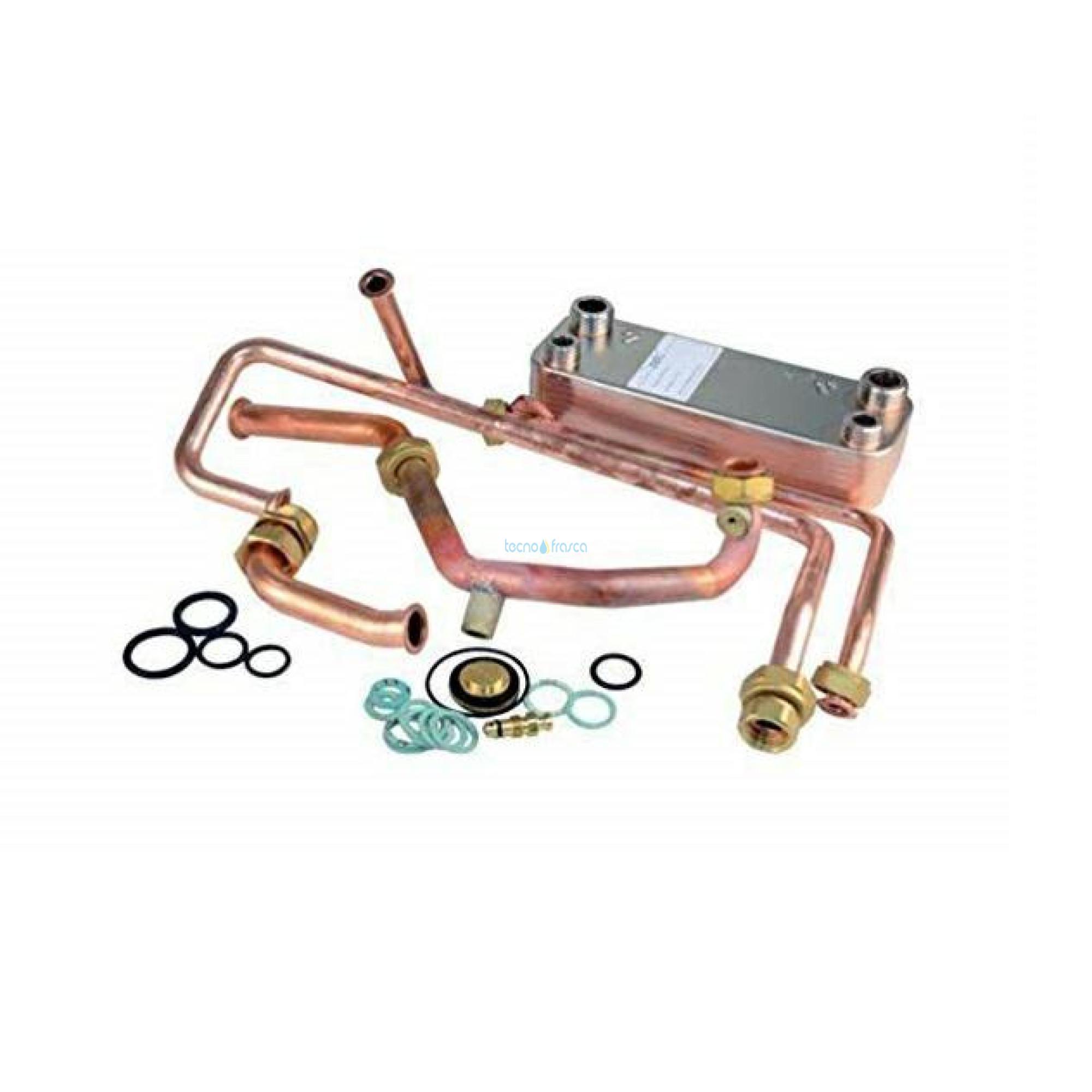 Vaillant kit scambiatore secondario 0020073793 ex 065034