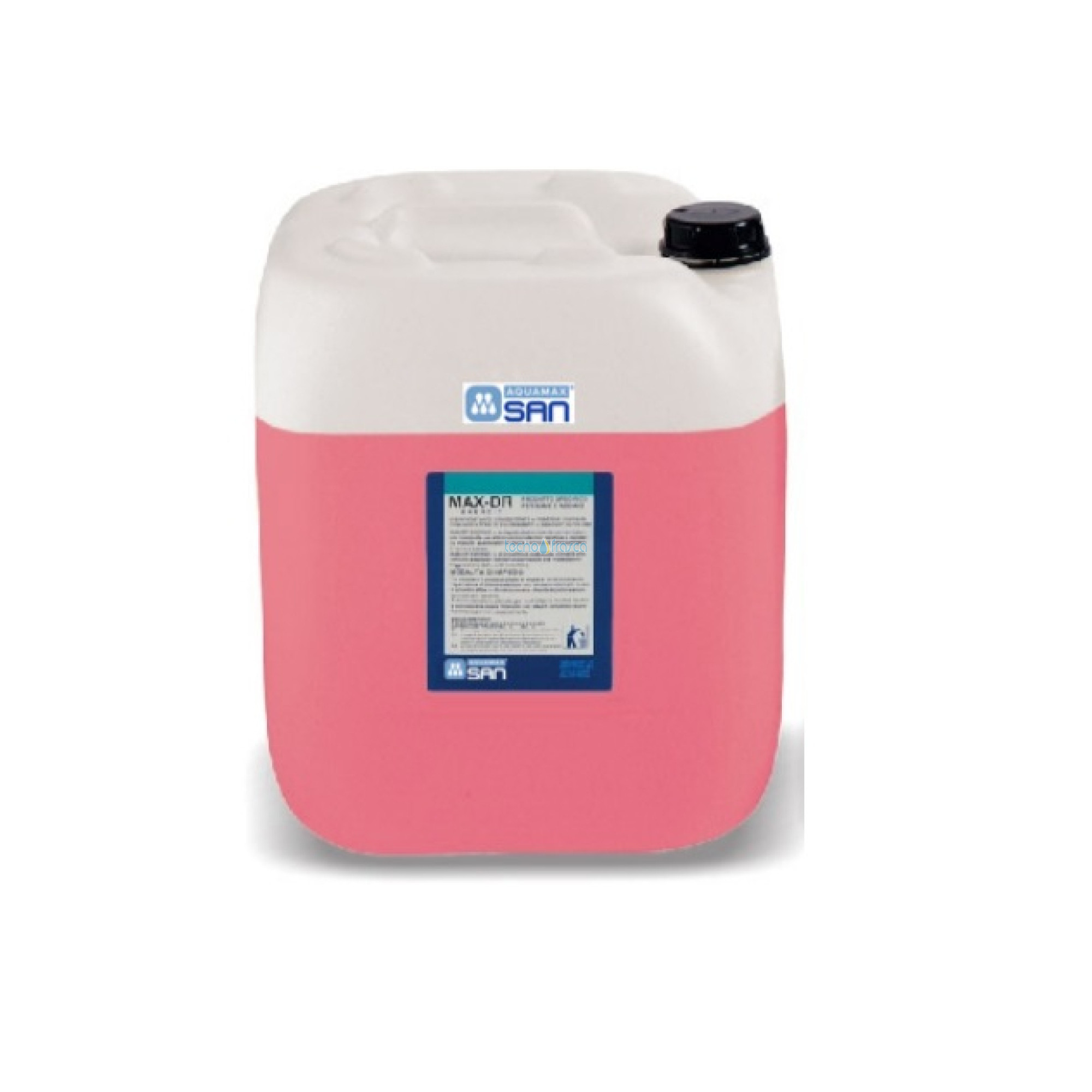 Aquamax disincrostante acido per serpentine e caldaie 10kg