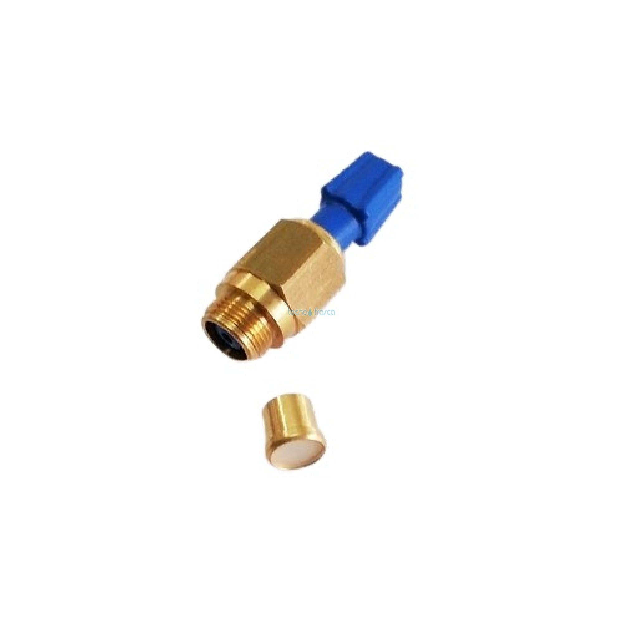 Saunier duval rubinetto di riempimento con manometro 05174600