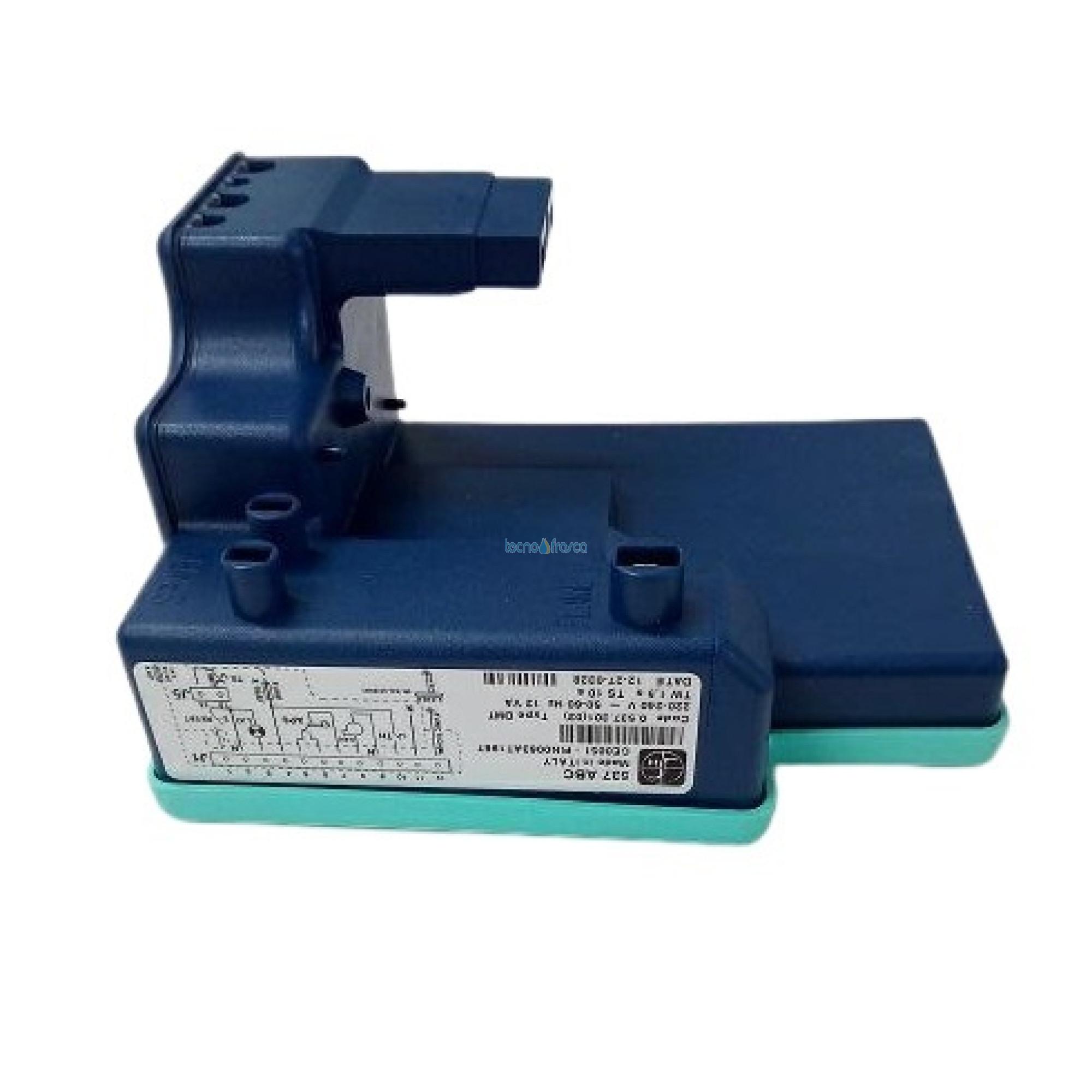 Saunier duval scheda abc 537 0537301 0020106347