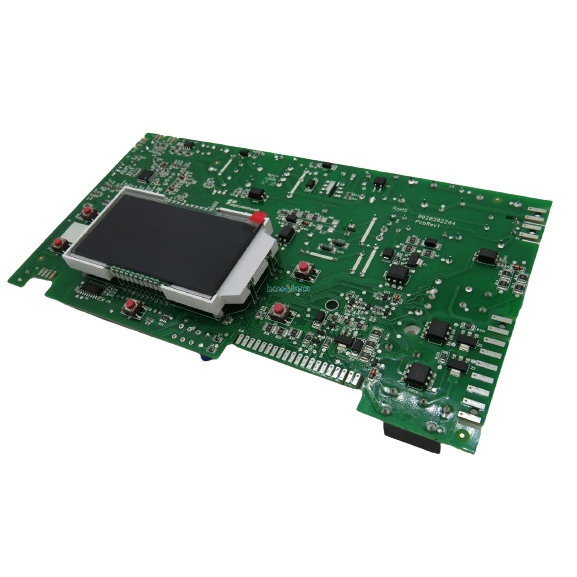 Saunier duval scheda elettronica nitron plus themis 0020123142