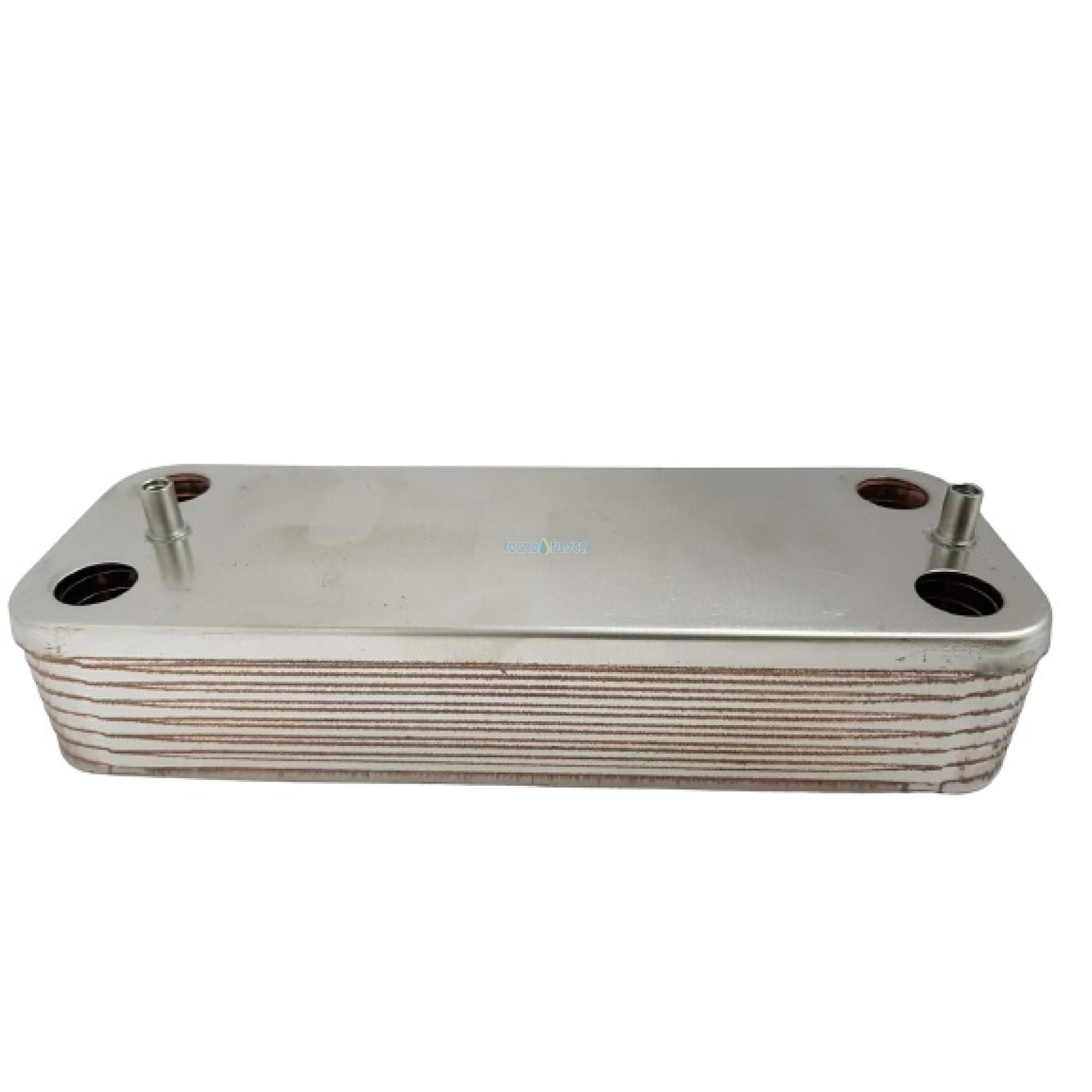 Saunier duval scambiatore 12 piastre s1016600