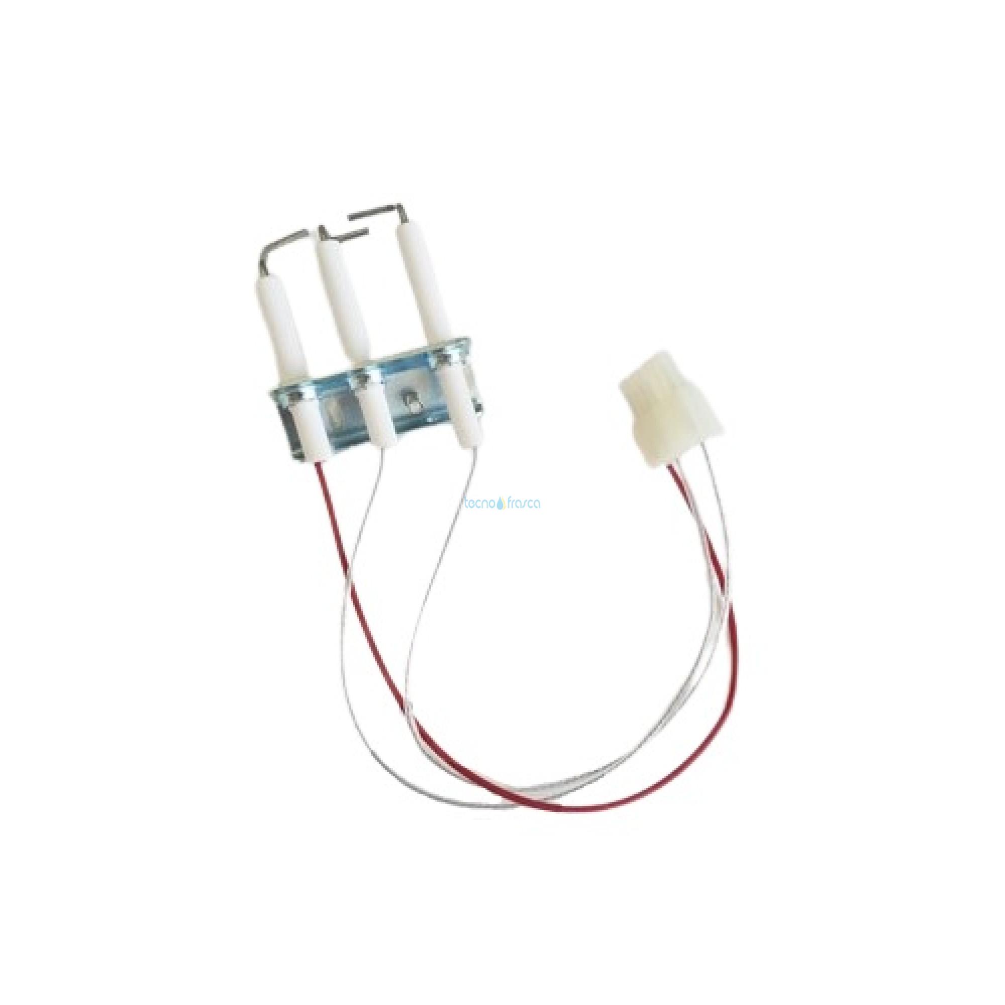 Saunier duval elettrodo di accensione s1221000