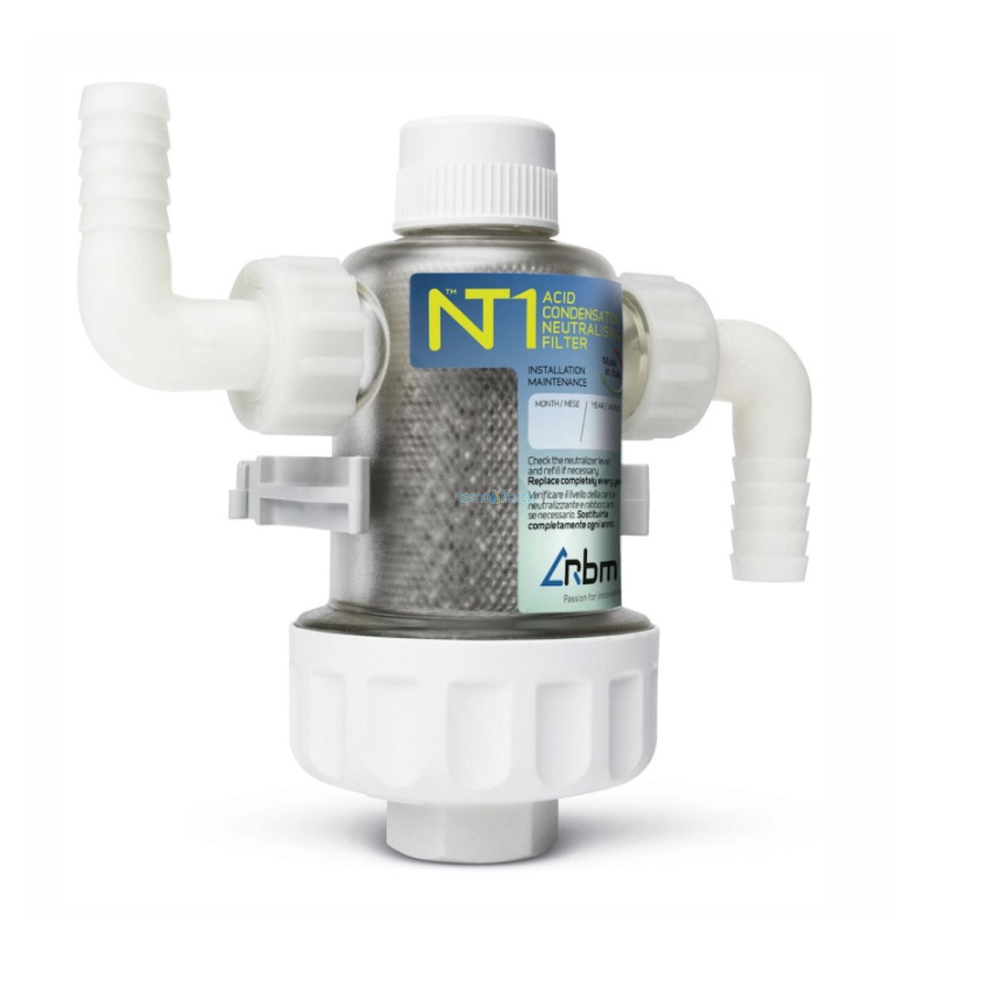 Rbm filtro neutralizzatore condensa acida caldaia nt1