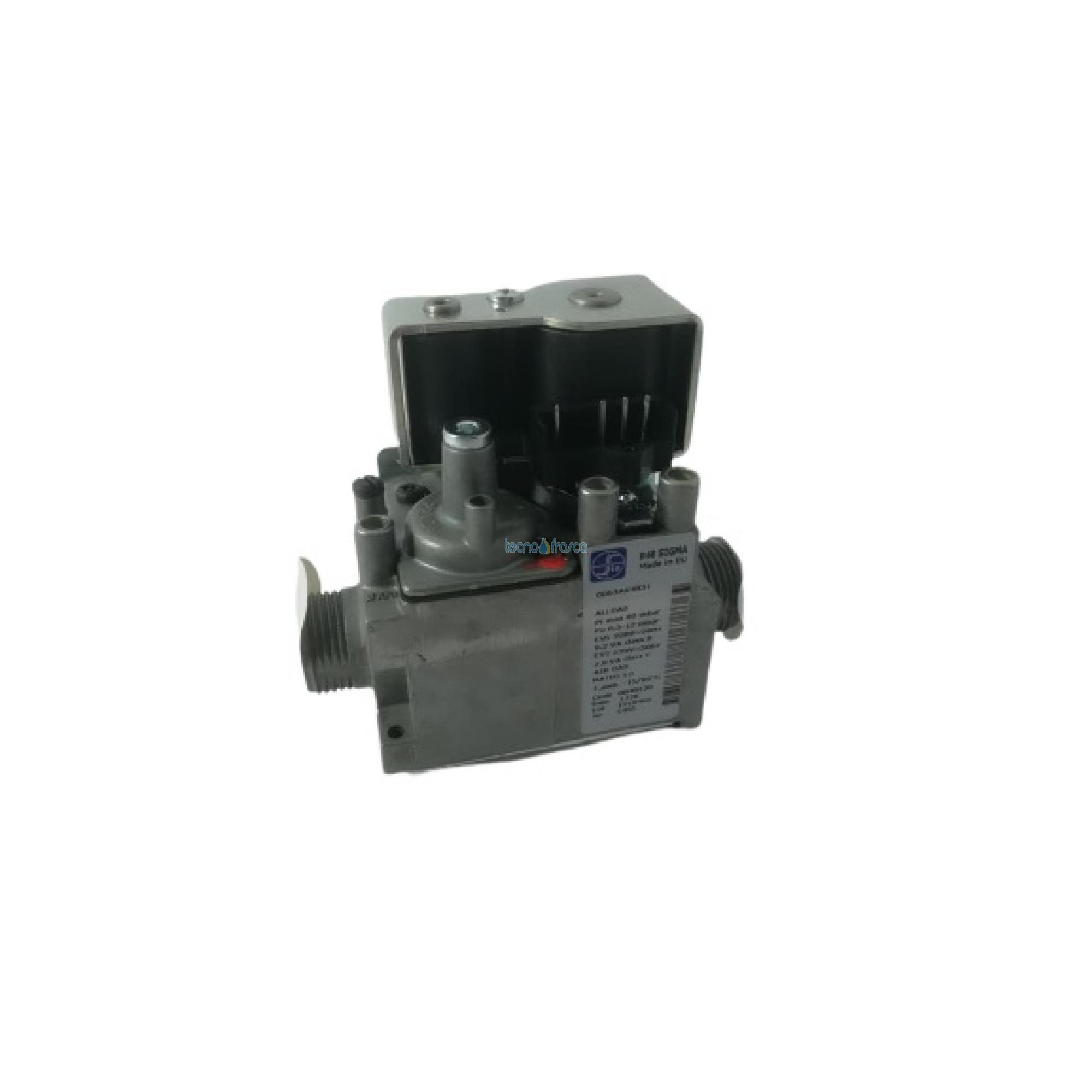 Immergas valvola gas 0848130 c/regolatore di portata 230v 1.039626