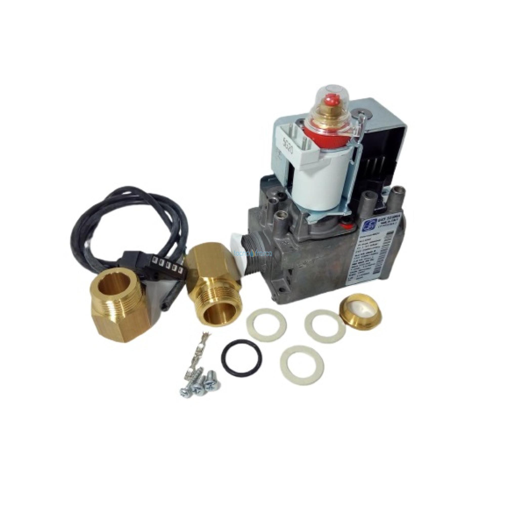 Immergas kit valvola gas 845 accensione rapida 3.015105